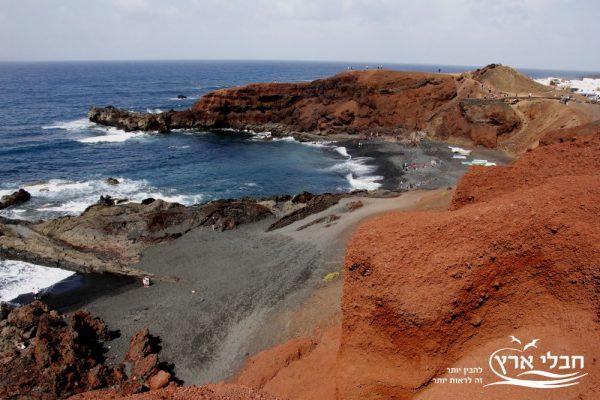 האיים הקנריים | חבלי ארץ