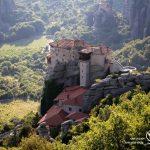 מטאורה, יוון הצפונית | חבלי ארץ