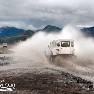 מסלול טיול באיסלנד