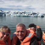 """""""חבלי ארץ"""" בלגונת הקרחונים באיסלנד - עמית ושמוליק זוהר"""