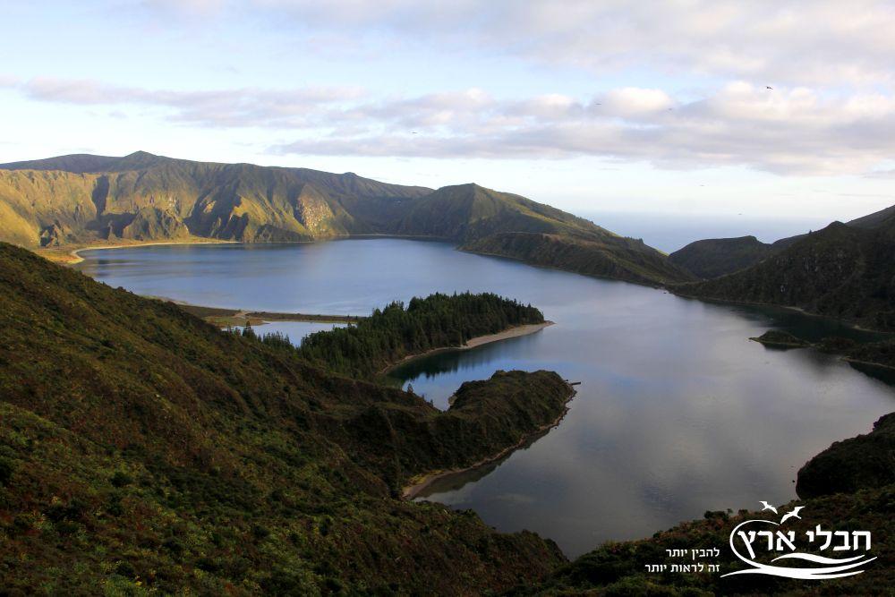 האיים האזוריים | חבלי ארץ