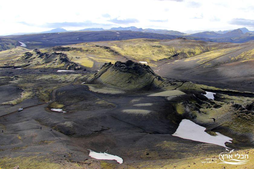 טיול ג'יפים באיסלנד | חבלי ארץ