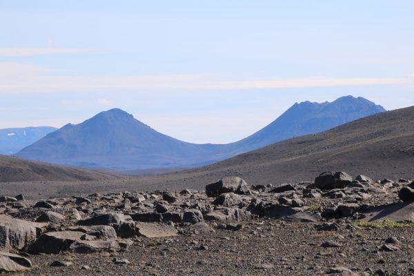תמונת נוף מדברי באיסלנד
