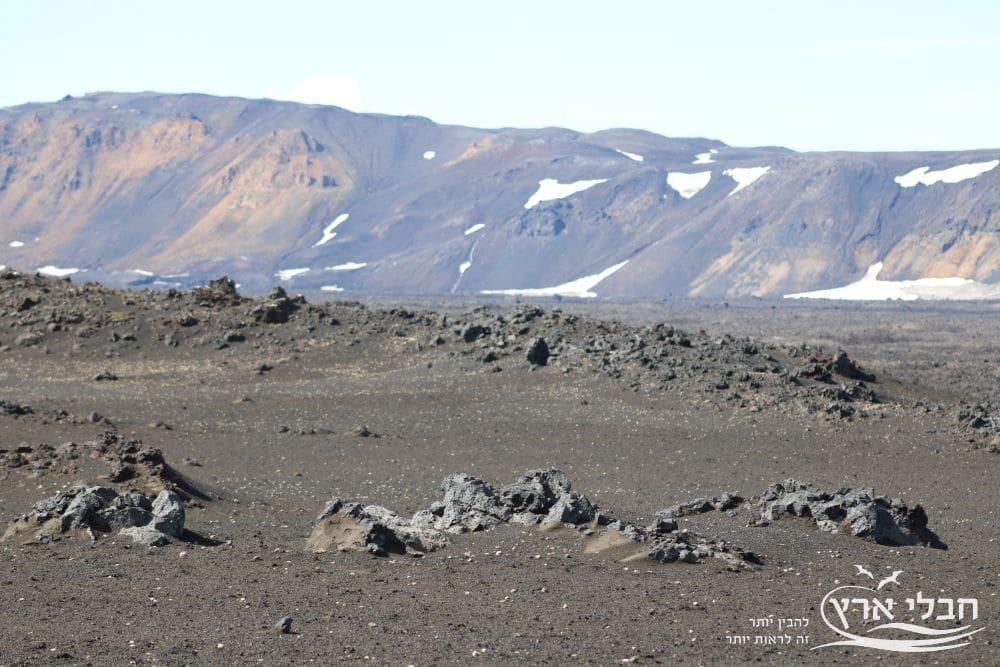המדבר האיסלנדי | חבלי ארץ