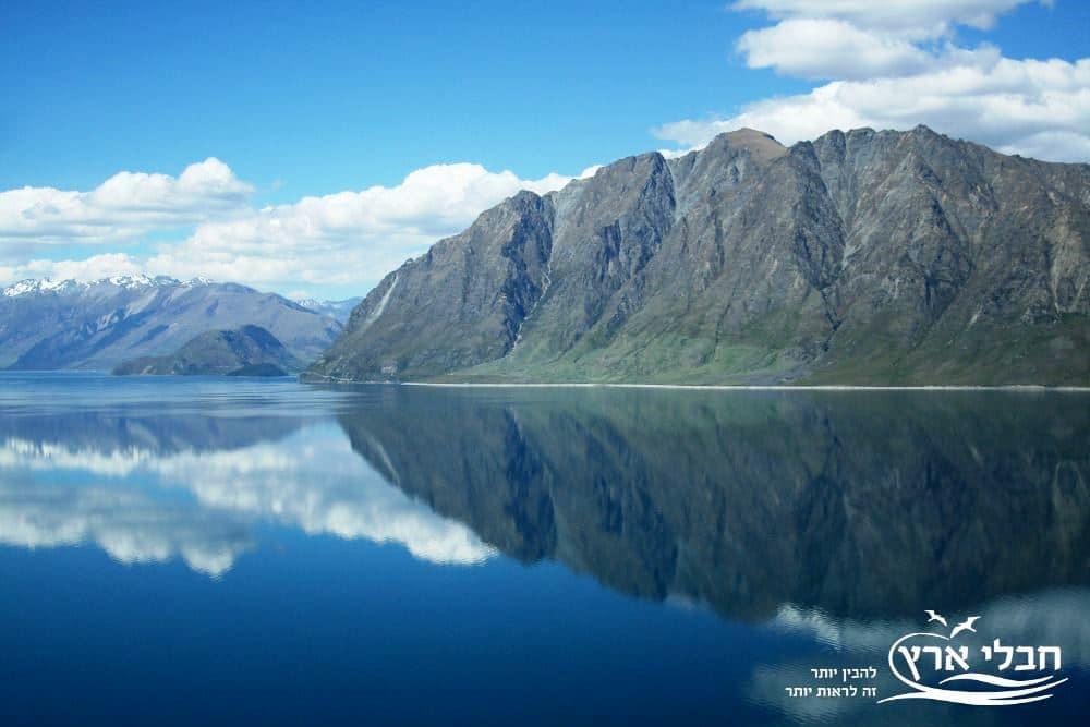 הפיורדים של ניו זילנד | חבלי ארץ