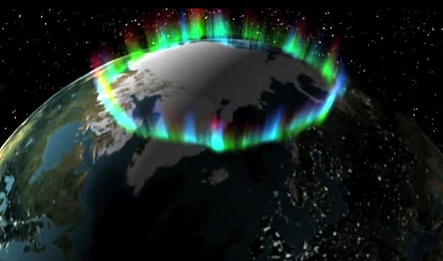"""By NASA - The image appears on a website entitled, """"Auroras Dance Over Northern U.S. Last Night, May Return Tonight"""" at url=http://www.universetoday.com/103414/auroras-dance-over-northern-u-s-last-night-may-return-tonight/., Fair use, https://en.wikiversity.org/w/index.php?curid=204253"""