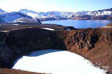 אסקיה, איסלנד, והנחיתה על הירח