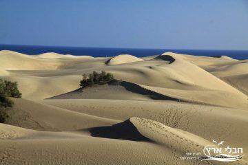 הטבע המרהיב של האיים הקנריים